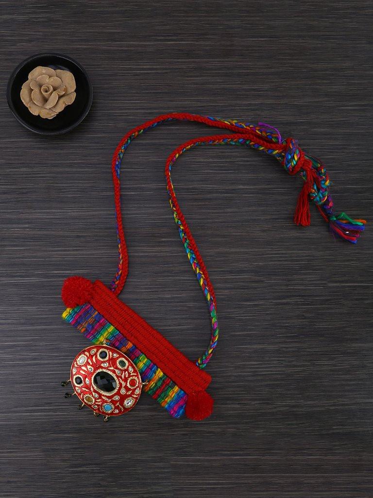 3 Reasons To Wear Fabric Jewelry - The Loom Blog